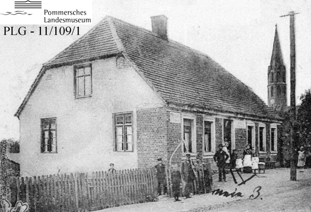 08 - Gasthof von Witwe Helene Pauleck  - PLG 11 109 1