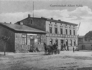 08 - Gastwirtschaft Albert Nehls, Dorfstraße 12