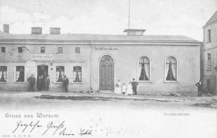 10 - Schutzenhaus, Hauptstraße 17 - 01; 1910