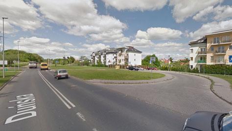 chodnik ul. Duńska