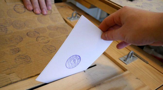 Wybory do Rady Osiedla Warszewo